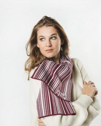 Striped Riga Scarf