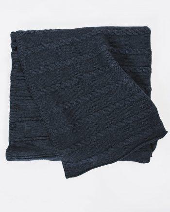 Camel Wool Blanket