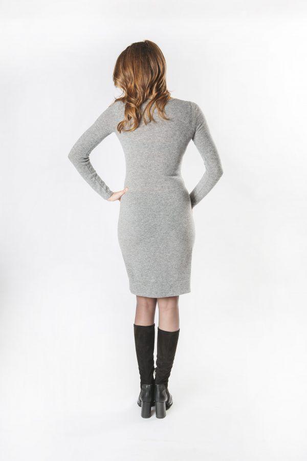 Wool Cashmere Light Dress