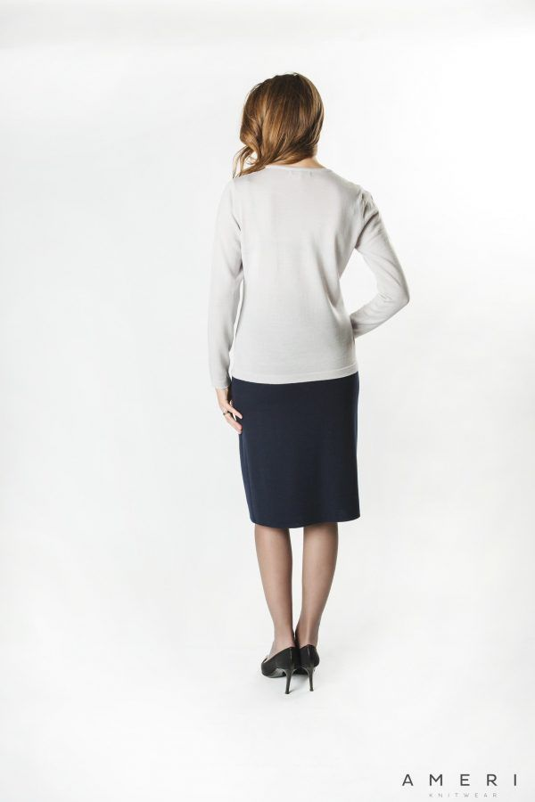 Merino Basic Sweater Long Sleeve