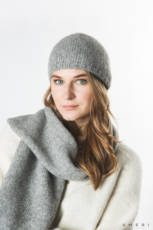 Alpaka vilnas klasiska cepure