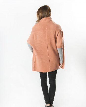 Brīvā stila kašmira jaka
